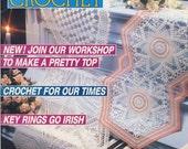 Magic Crochet Magazine February 1991 #70