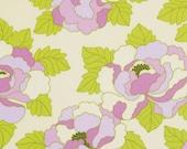 SALE One Yard Lottie Da - Go-Go Rose in Pinkl by Heather Bailey