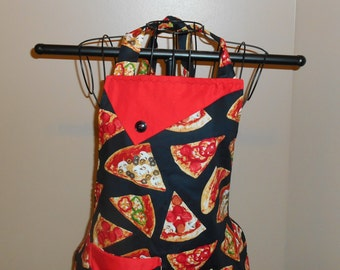 Slice of Pizza Women's Apron