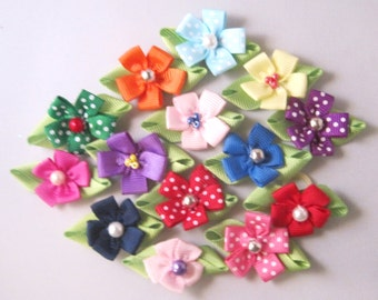 Dog hair Bow's U Choose Colors X Small