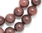 Purple Aventurine Beads - 10mm Round