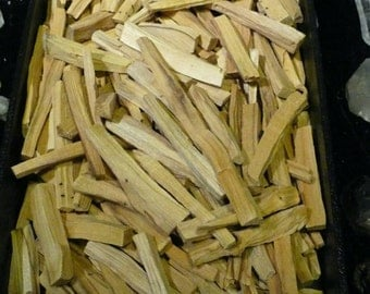 Half Pound Lot of Fresh Palo Santo Incense