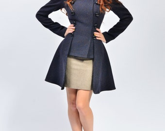 Rebecca 2 jacket with removable skirt ( winter lining )