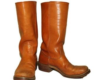 70s Campus Boots Size Mens 9 D Womans 10 D