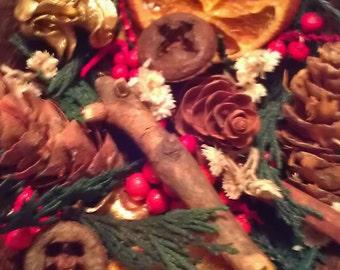CHRISTMAS WASSAIL POTPOURRI