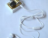 PRETEND That You LISTEN - original diy readymade installation dimensions variable