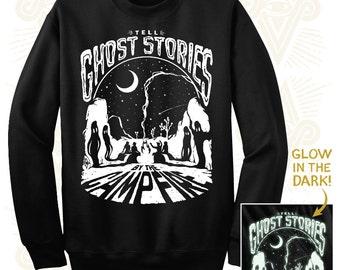 Ghost Stories - UNISEX Sweatshirt - Glow in the Dark