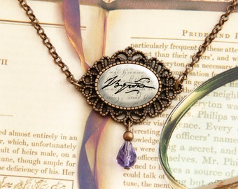 Lord Byron - Signature Necklace