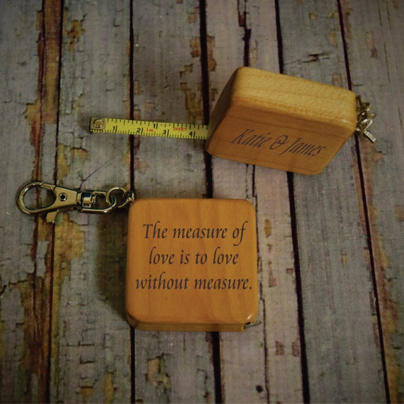The Measure Of Love Is To Love Without Measure Personalized 3