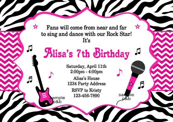 carte anniversaire karaoke