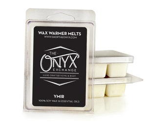 Ymir - Peppermint and Frankincense Scented - 6 Pack All Natural Soy Wax Melts