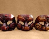 Commedia Dell Arte Harlequin Mask