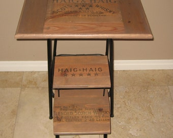 Haig & Haig Step Table