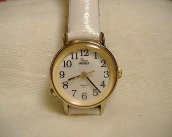 Vintage 1980s Timex Indiglo Quartz Watch