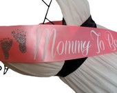Baby Shower Sash Mommy To Be