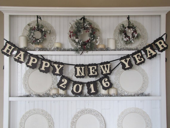 HAPPY NEW YEAR 2016 Banner