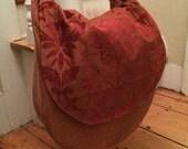 CUSTOM Drum bag for Frame Drums hand drums - red