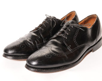 Men's Wingtip Dress Shoes Size 10D