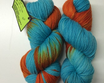 Hurricane Hand-Dyed Yarn