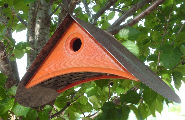 Bird House For Outdoors Unique Birdhouses Modern Bird