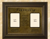 Family Tree, Parents Wedding THANK YOU Gift, Custom Family Tree Frame, Like Branches on a Tree, Mother of the Bride, Mother of the Groom