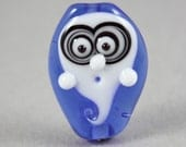 Bullseye ghost bead (Item 15171F)