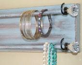 Jewelry Holder Organizer Bracelet Holder Rack Headband Wall Hanging Necklace Holder