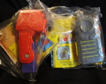 Vintage McDonald's & Burger King Happy Meal Toys NIB