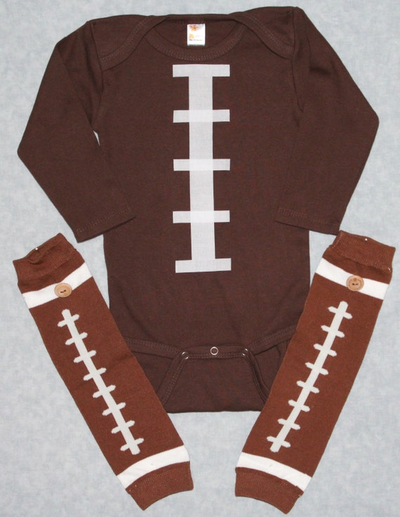 Baby Boy Clothes Baby Boy Football by JacobandChloesLLC on