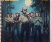 The Charlie Daniels Band Recycled Record Album Cover Book