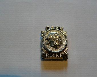Vintage Davy Crockett Pin