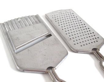 Foley Grater Fine Shredder Zester Kitchen Utensils Stainless Steel
