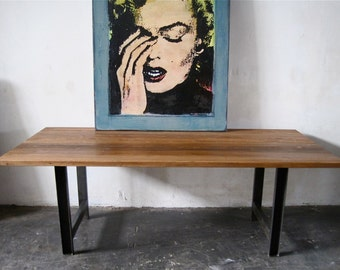 Beautiful Contemporary Table. made in Los Angeles.