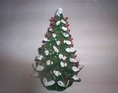 "11"" light up christmas tree all new"