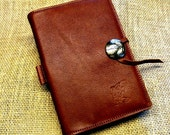 Leather Bound Fly Fishing Journal