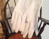 Vintage White Gloves