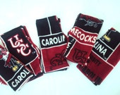 University of South Carolina Fingerless Gloves, USC Gamecocks, USC Fingerless Gloves, Warm and Soft