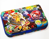 Super Mario Comic Collage Nintendo 3DS XL Case
