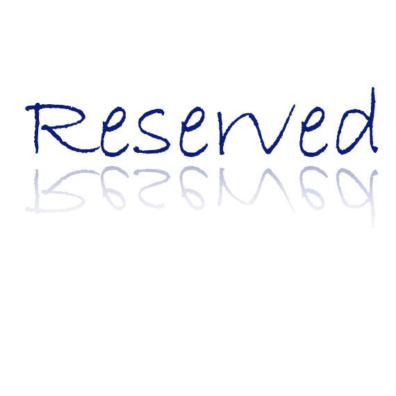 """Reserved for """"In*** L***"""""""