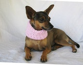 MEDIUM  Winter Soft Collar - Pet Neck warmer