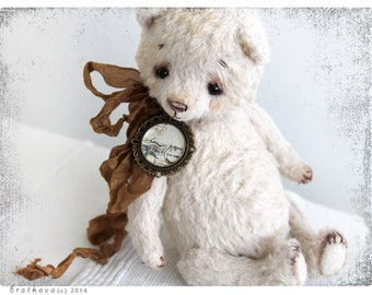 PATTERN Download to create teddy like Bear Christine