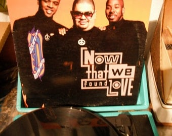 Heavy D And The Boyz Now That We Found Love Upton Records 1991