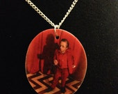 Twin Peaks Black Lodge Necklace