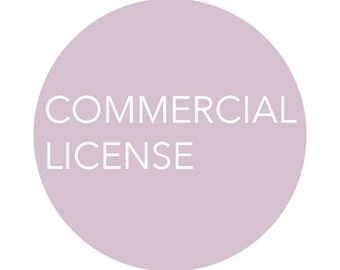 Commercial License for Nell Patterns