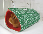 Green Holly Tunnel Tent