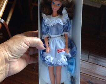 1992 First Edition Little Debbie Barbie NIB
