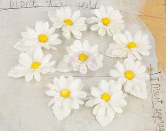 Prima Marketing Lil Missy Daisy Flower Embellishement -