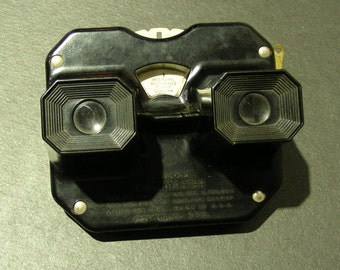 Vintage Sawyer Viewmaster Stereoscopic with 4 slides