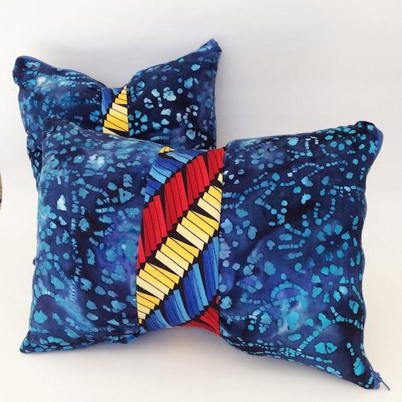 Throw Pillows Mustard Yellow : Batik pillows tie pillows unique throw pillows bohemian