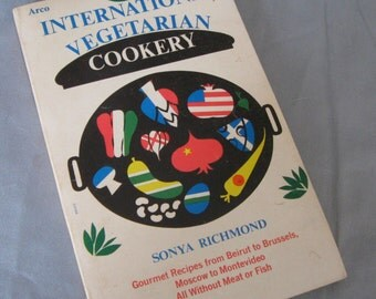 International vegetarian cookery by Sonya Richmond